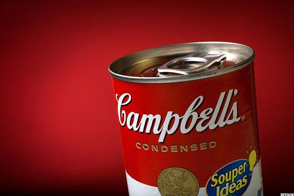 Campbell's Once-Scorching Stock Has Gone Ice Cold