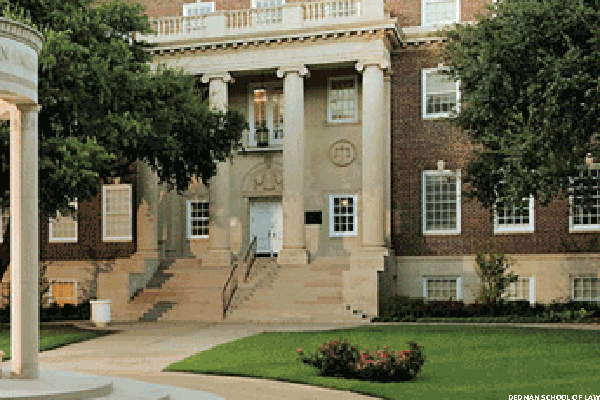 21. Southern Methodist University: JD