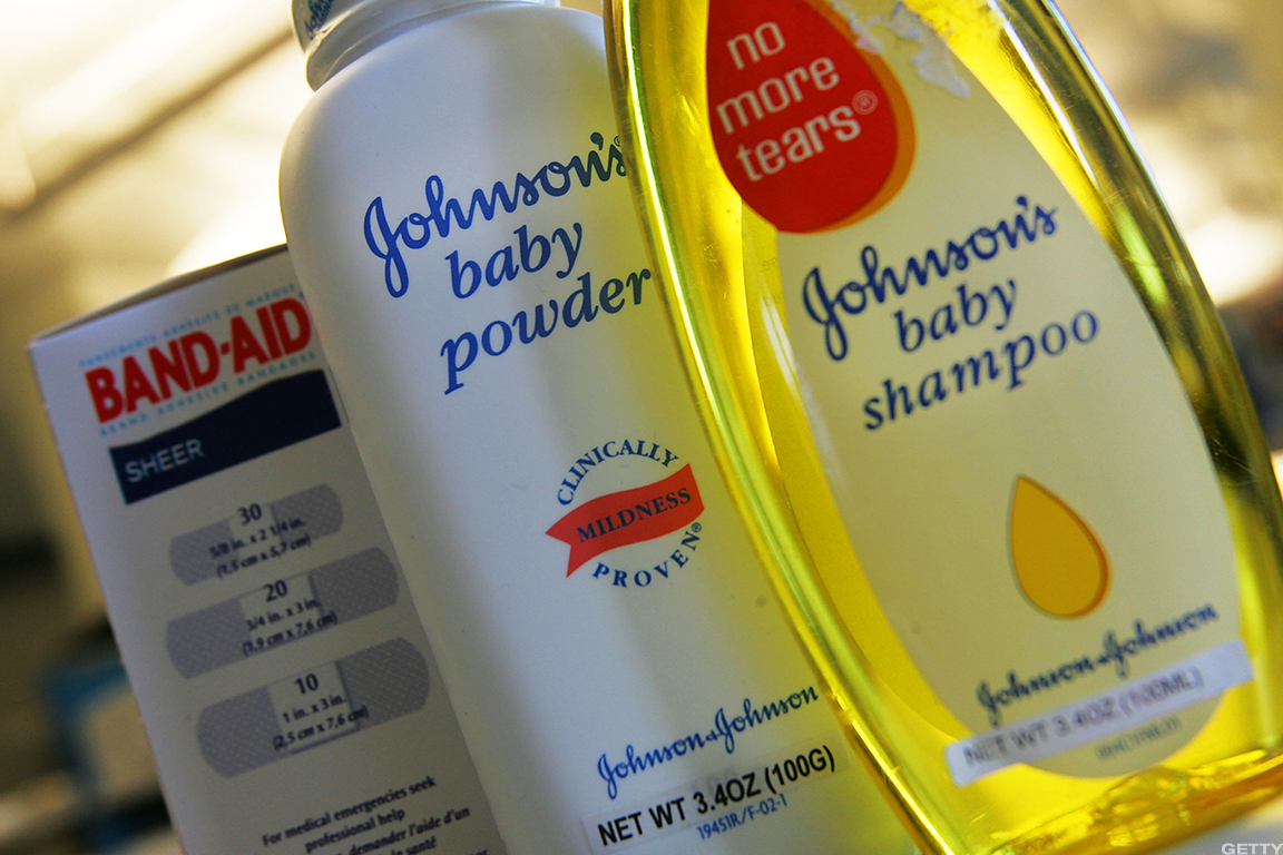 Johnson & Johnson Gets a Positive Nod From Cantor Fitzgerald