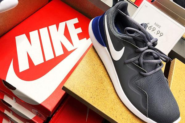 Even in Slowdown, Nike Could Run to New Highs