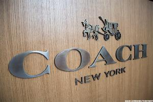 Coach (COH) Stock Higher, Coverage Initiated at Guggenheim