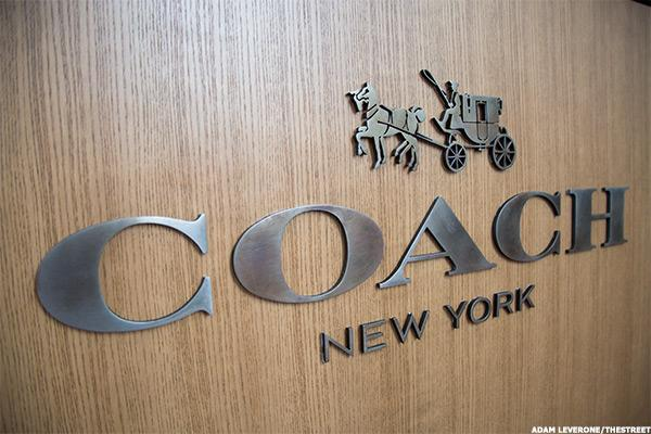 Coach (COH) CEO Luis 'Extremely Proud' After Earnings Beat, He Tells CNBC
