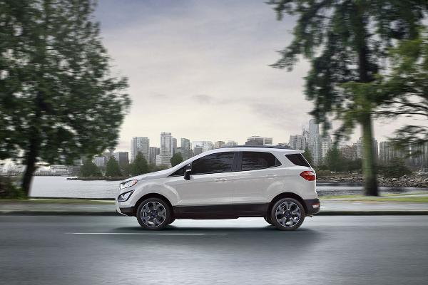 2019 Ford EcoSport FWD