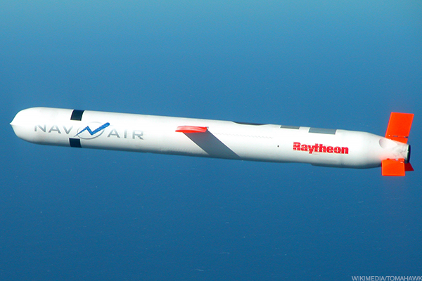 19. Tomahawk Missiles