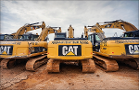 Caterpillar Shares Could Weaken in the Short Run