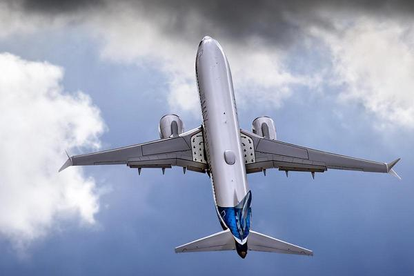 Boeing's Charts May Lose Some Altitude
