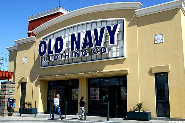 Old Navy Blew It Out of the Water In December and Now Gap's Stock Is Going Berserk