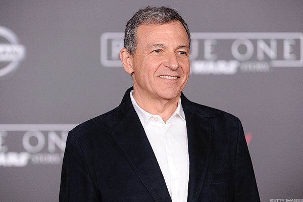 Disney's Iger: Hackers Claim to Have Access to Unreleased Disney Film