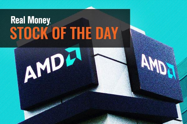 Semiconductor Leader AMD Continues to Trend Higher