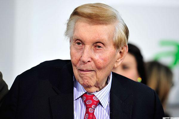 Sumner Redstone Departure Part of Viacom's 'Natural Progression'