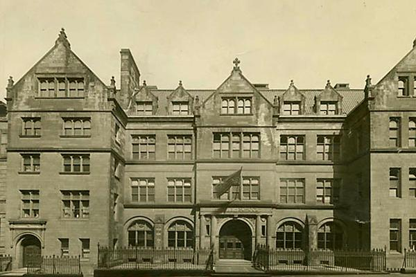 Trinity School, New York City