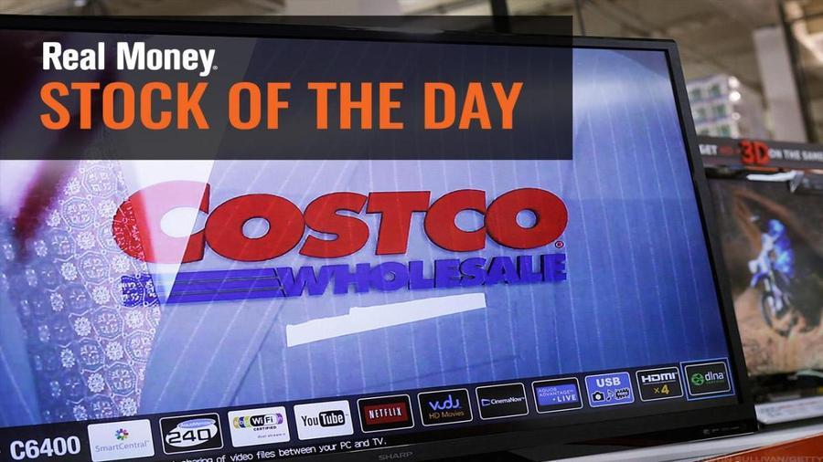 Jim Cramer Talks Costco - TheStreet