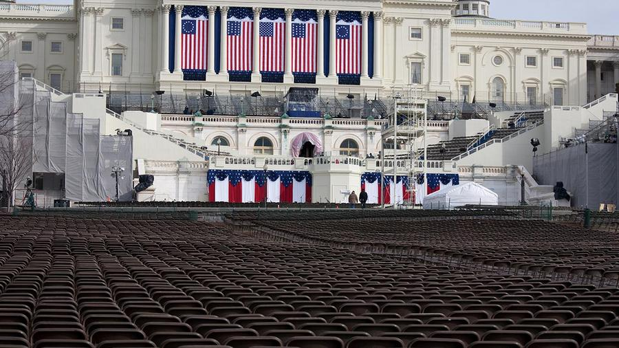 presidential inauguration countdown is on  wall street is