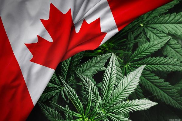 Canadian Cannabis Firms Addressing Illegal Markets