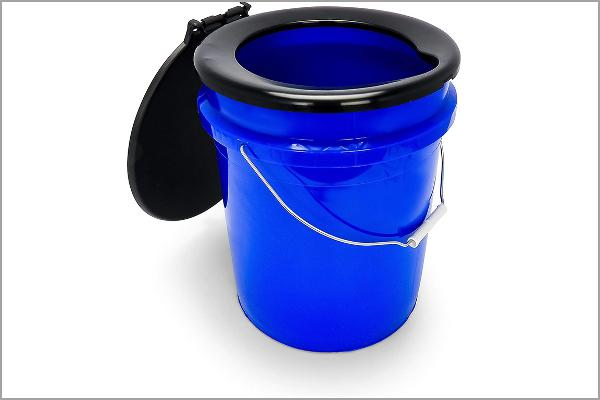 ...Portable Toilet Bucket