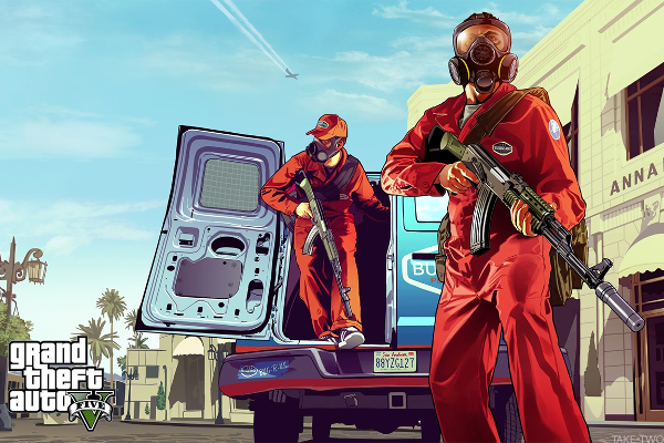 Take-Two Drops as Sony Buyout Rumors Cool