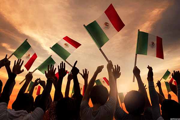 Here Comes the Surprising Mexico Peso Rally -- This Is Why