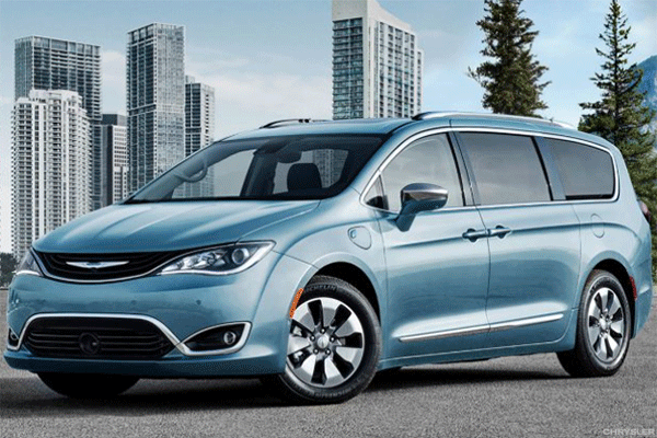 You Can Forget About Driving Chrysler's New Hybrid Minivan -- Here's What Happened