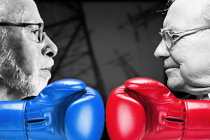 'Mystery Bidder' May Push Out Warren Buffett and Paul Miller in Battle for Oncor