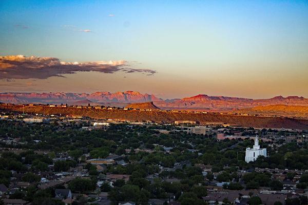 6. St. George, Utah
