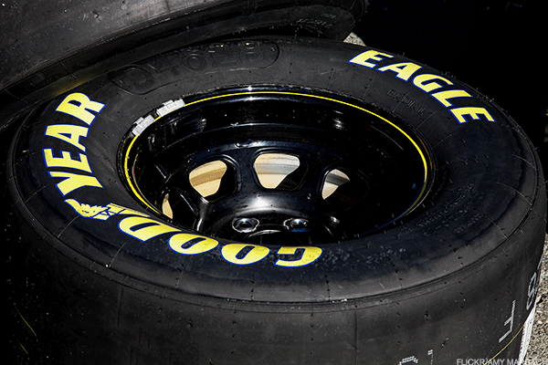 Goodyear Tire & Rubber -- Rotate Your Tires Not Your Position
