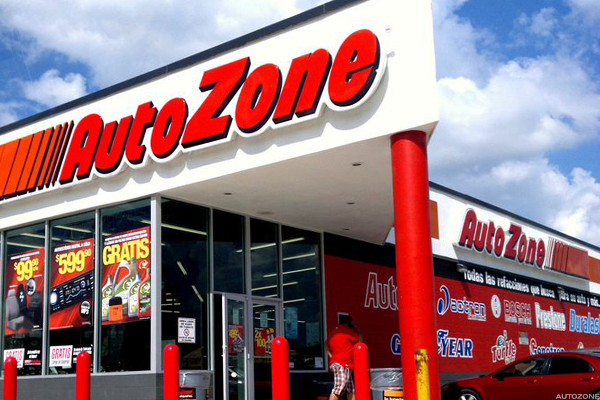 The Charts of AutoZone Are Still Trying to Be 'In the Zone'