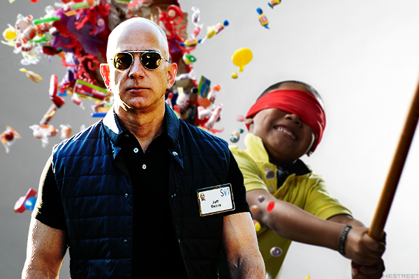 How Google's Deal With Walmart Coincides With a Special Gift to Amazon