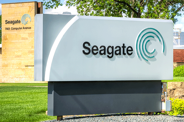 Seagate Possesses the Eye of the Tiger