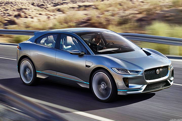 Jaguar Land Rover Says It Will Do Away With the Traditional Car Engine Soon