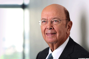 Trump Commerce Pick Wilbur Ross Steps Into Senate Spotlight, Cast as 'Pro-Sensible Trade'