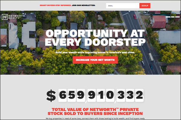 34. NetWorth Realty