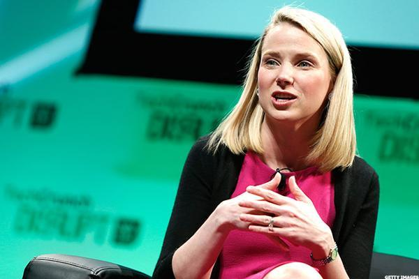 'We've met our Goals,' Yahoo's Mayer Tells CNBC