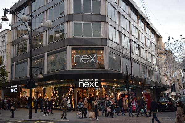 Next Shares Rise as Clothing Retailer Vows Back-to-Basics Return in 2017