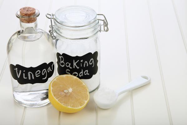 22. Use Vinegar for Cleaning