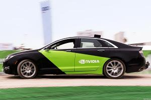 Nvidia Is Taking Over the Autonomous Driving Industry -- Here's How