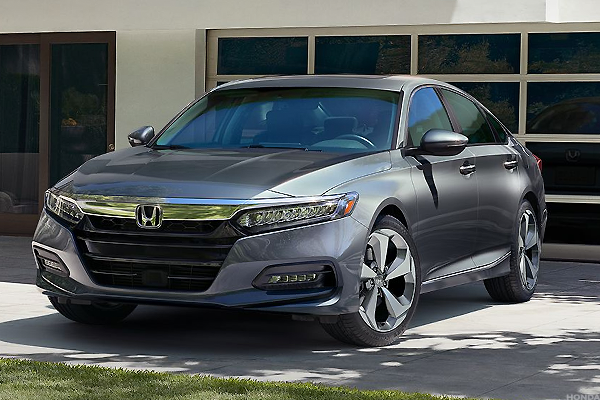 Honda Hmc Finally Makes A Cool Looking Accord Sedan Because