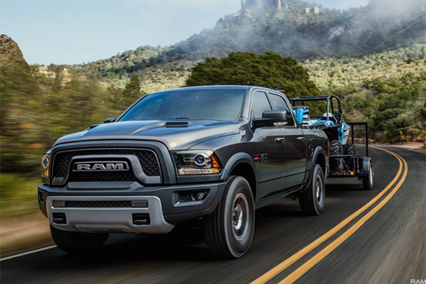 Be kind to others: Ram 1500