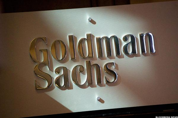 Goldman Sachs Is Heading for a Deep Selloff