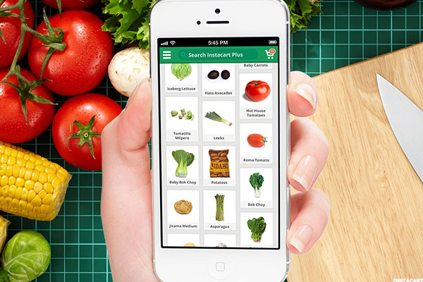 Instacart could help Amazon.