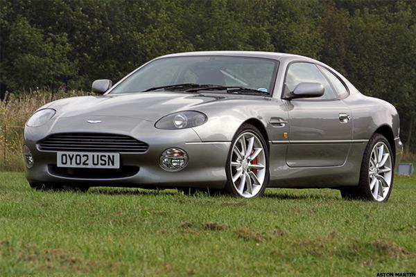 Aston martin db7 jeremy clarkson