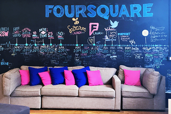 Why Foursquare Founder Dennis Crowley Prefers New York Over Silicon Valley