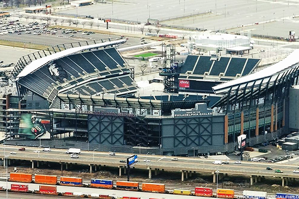 8. Lincoln Financial Field