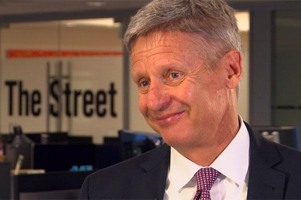 Here's How You Should Invest If Gary Johnson Makes It to the White House