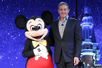 Disney Shares Tumble on Iger's 2017 Earnings Forecast