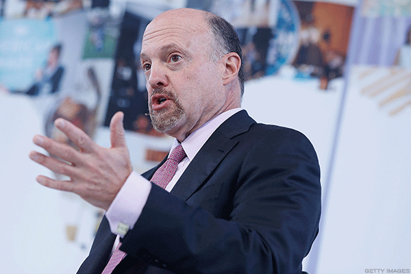 Jim Cramer -- Incyte Stock Is Red-Hot, Worth More Than $200 in a Takeout