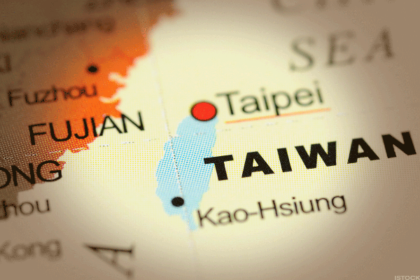 5 Stocks to Watch as China Talks Tough on Taiwan