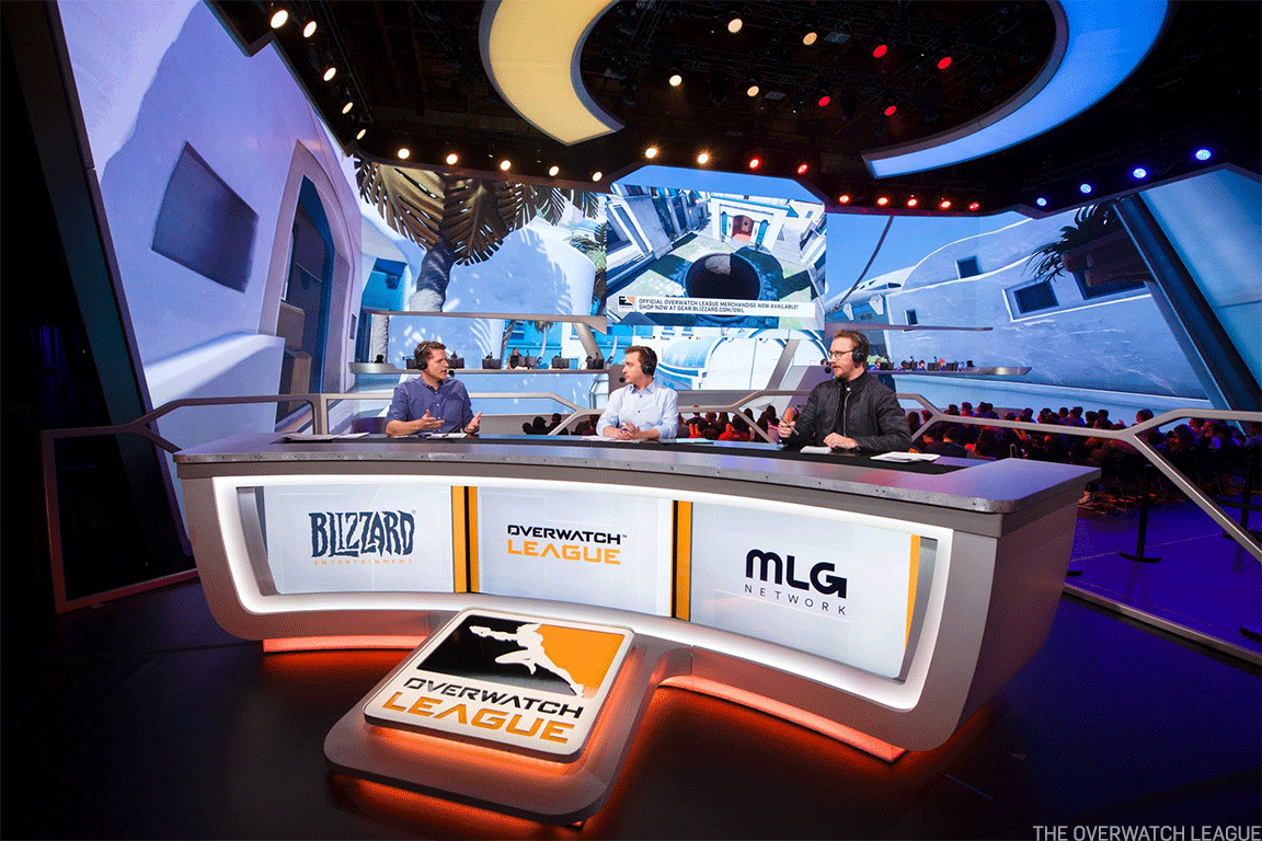 Activision's Overwatch League kicked off its first event on Wednesday night, attracting more than 400,00 viewers online.