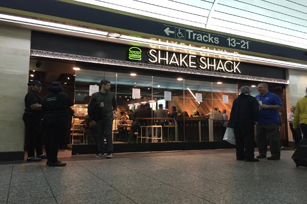 Shake Shack: Now Open in New York's Penn Station