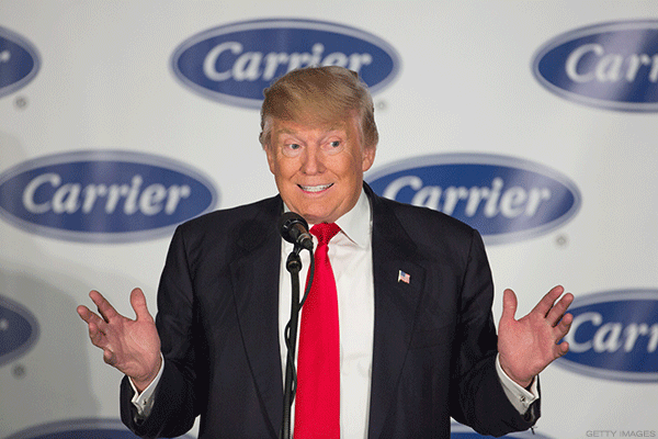 3 Stocks That Will Perform Well Under a Trump Presidency