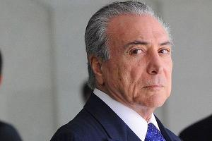 Brazil's President Temer Says 'There Is No Plan' to Raise Taxes